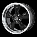 American Racing Torq Thrust M Wheels Glossy Black [AR105 Wheels]