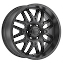 Ultra 203SB Hunter Wheels Black