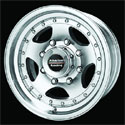 American Racing AR23 Wheels Machined/Clearcoat