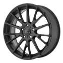 American Racing AR904 Wheels Satin Black