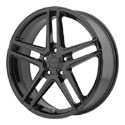 American Racing AR907 Wheels Gloss Black