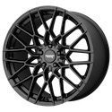 American Racing Barrage Satin Black Wheels