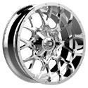 Dropstars 645V Bright PVD Wheels