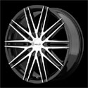 Helo HE880 Wheels Glossy Black