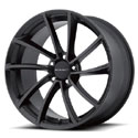 KMC KM691 Wheels Satin Black