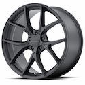 KMC Wishbone Wheels Black [KM694 Wheels]