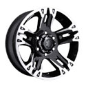 Ultra 235B Maverick Gloss Black Wheels
