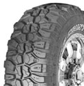 Multi-Mile Wild Country Radial MTX Tires