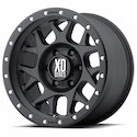 XD Series Bully Wheels Satin Black [XD127 Wheels]