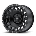 XD Series Holeshot Wheels Satin Black [XD129 Wheels]