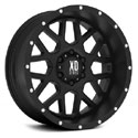XD Series XD820 Wheels Satin Black