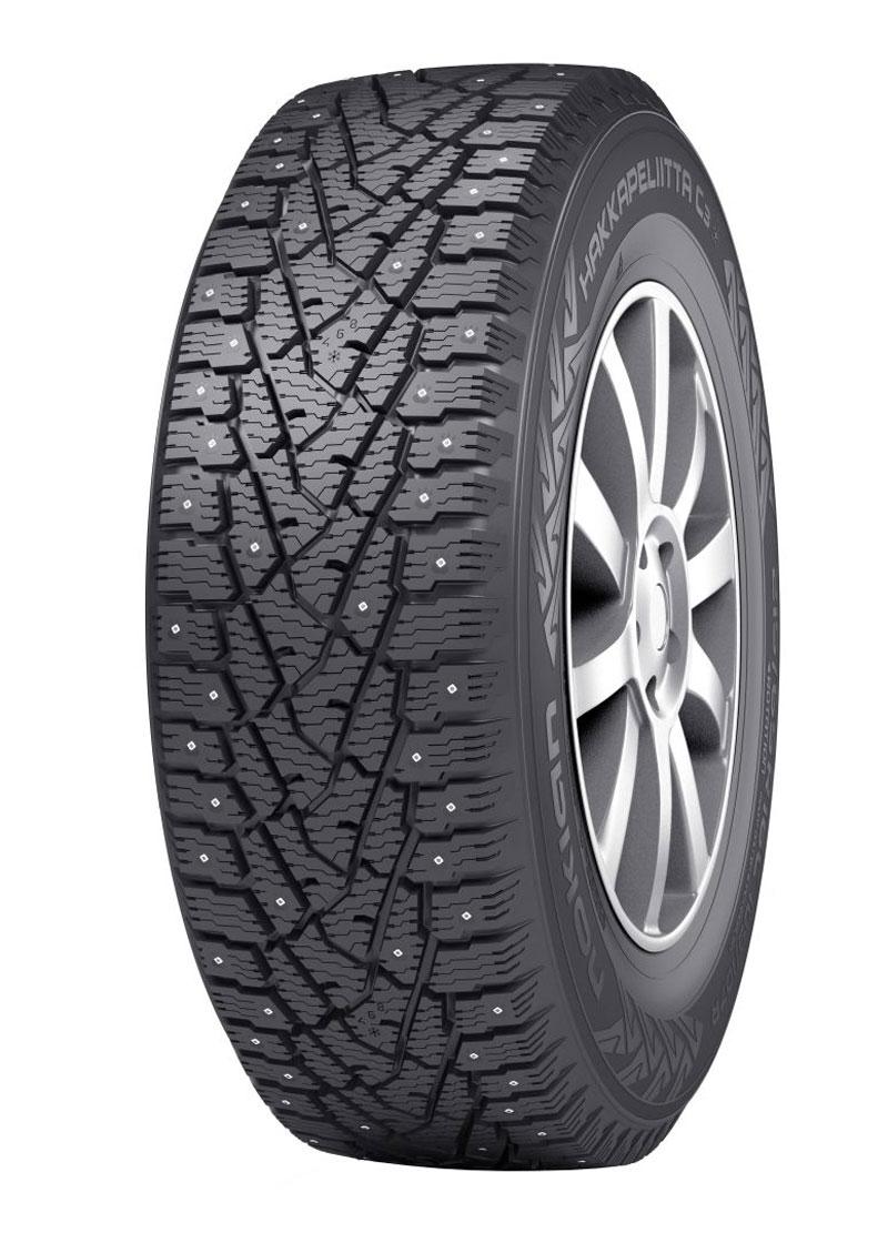 215 65r15 c 104 102r nokian hakkapeliitta c3 studded tire ebay. Black Bedroom Furniture Sets. Home Design Ideas