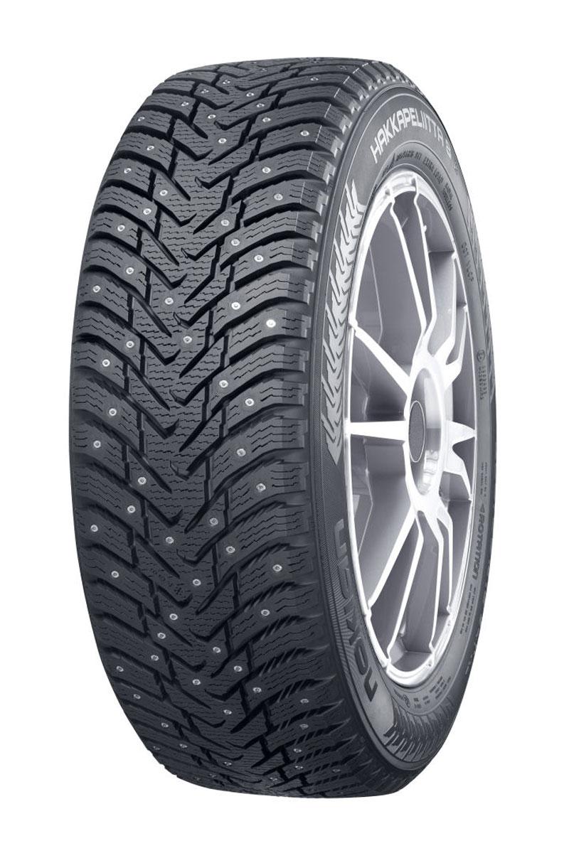205 55r16 91t run flat nokian hakkapeliitta 8 studded tire. Black Bedroom Furniture Sets. Home Design Ideas