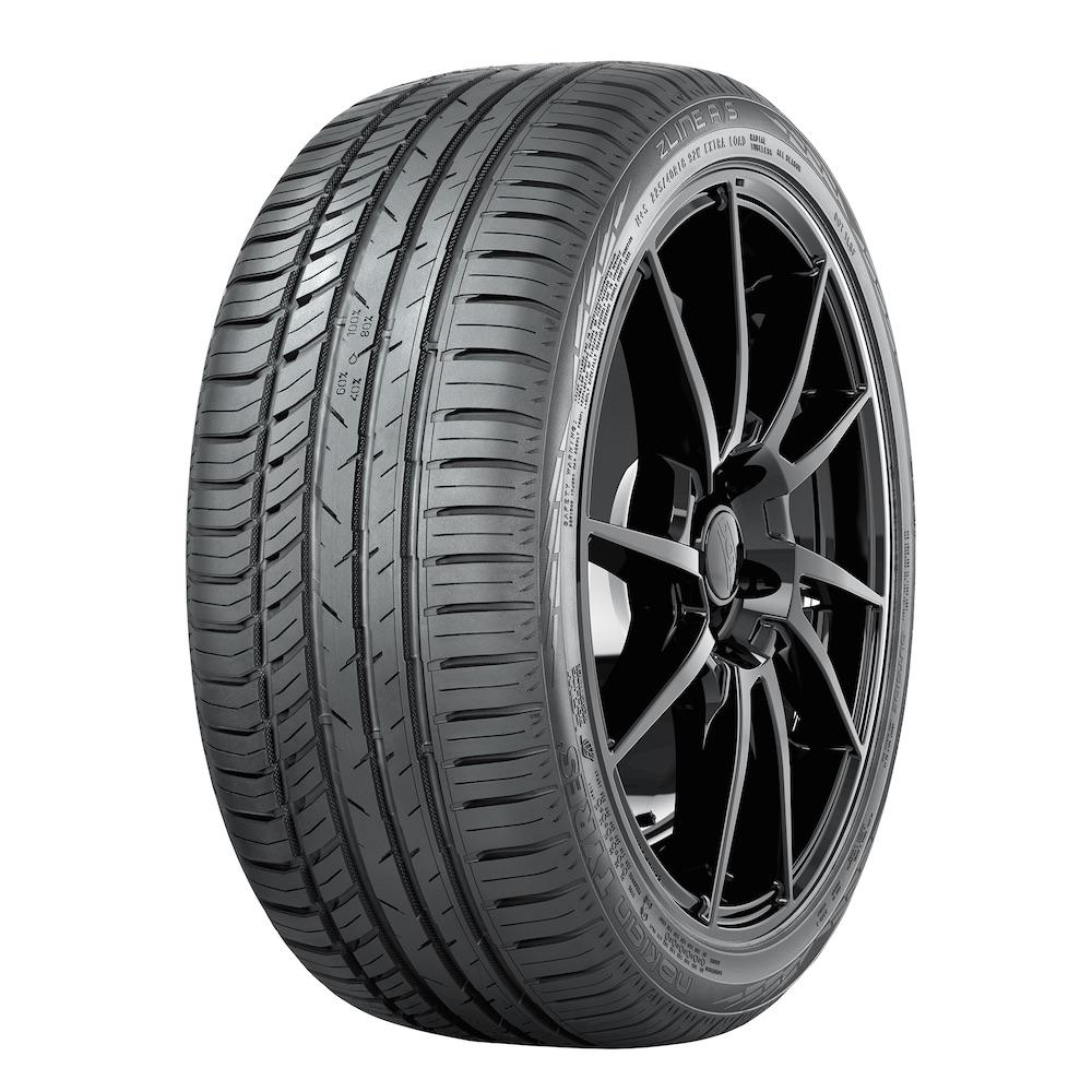 245 40r18 97w nokian zline a s tires ebay. Black Bedroom Furniture Sets. Home Design Ideas