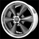 American Racing Torq Thrust ST Wheels Gray [AR104 Wheels]
