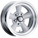 American Racing Torq Thrust Original Wheels Gray [VN309 Wheels]