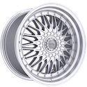 Drifz 310MS Retro Wheels Silver