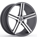 Motiv 418AB Melbourne Wheels Anthracite