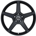 Platinum 432SB Elite Wheels Black