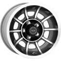 American Racing Vector Wheels Black [VN47 Wheels]