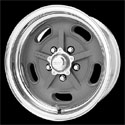American Racing Custom Shop Salt Flat Gray Wheels (Series VN470)