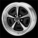 American Racing Custom Shop AR500 Glossy Black/Polished Wheels (Series VN500)