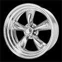 American Racing Torq Thrust Il Wheels 1-Piece Polished [VN515 Wheels]
