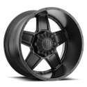 Monster Energy Edition 543B Wheels Black