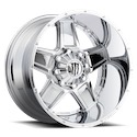 Monster Energy Edition 543C Wheels Chrome