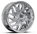 TIS 544C Sprinter Van Chrome Wheels