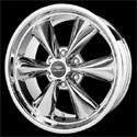 American Racing Torq Thrust ST Wheels Chrome [AR604 Wheels]