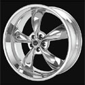 American Racing Torq Thrust M Wheels Chrome [AR605 Wheels]