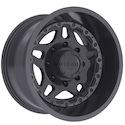 Gear Alloy 744B Drivetrain Wheels Black