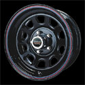 American Racing AR767 Wheels Glossy Black Steel