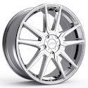 Pacer 790C Insight Wheels Chrome