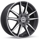 Pacer 790MB Insight Wheels Gloss Black/Mirror Machined