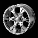 Helo Maxx Wheels Chrome [HE791 Wheels]