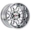 Worx 811C Conquest Wheels Chrome
