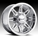 EAGLE ALLOYS SERIES 027 CHROME WHEELS