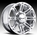 EAGLE ALLOYS SERIES 050 CHROME WHEELS
