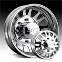 EAGLE ALLOYS SERIES 056 DUALLY POLISHED WHEELS