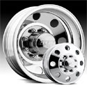 EAGLE ALLOYS SERIES 058 DUALLY POLISHED WHEELS