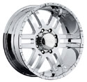 EAGLE ALLOYS SERIES 079 CHROME WHEELS