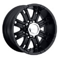 EAGLE ALLOYS SERIES 197 BLACK WHEELS