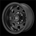 American Racing Baja Wheels Satin Black [AR172 Wheels]