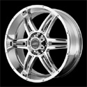 American Racing AR890 Wheels Chrome