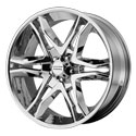 American Racing Mainline Wheels Chrome [AR893 Wheels]