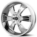 American Racing AR894 Wheels Chrome