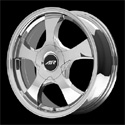 American Racing AR895 Wheels Bright PVD
