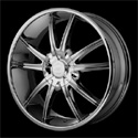 American Racing AR897 Wheels Bright PVD